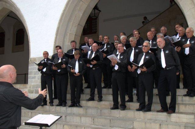 Konsert i Sintra